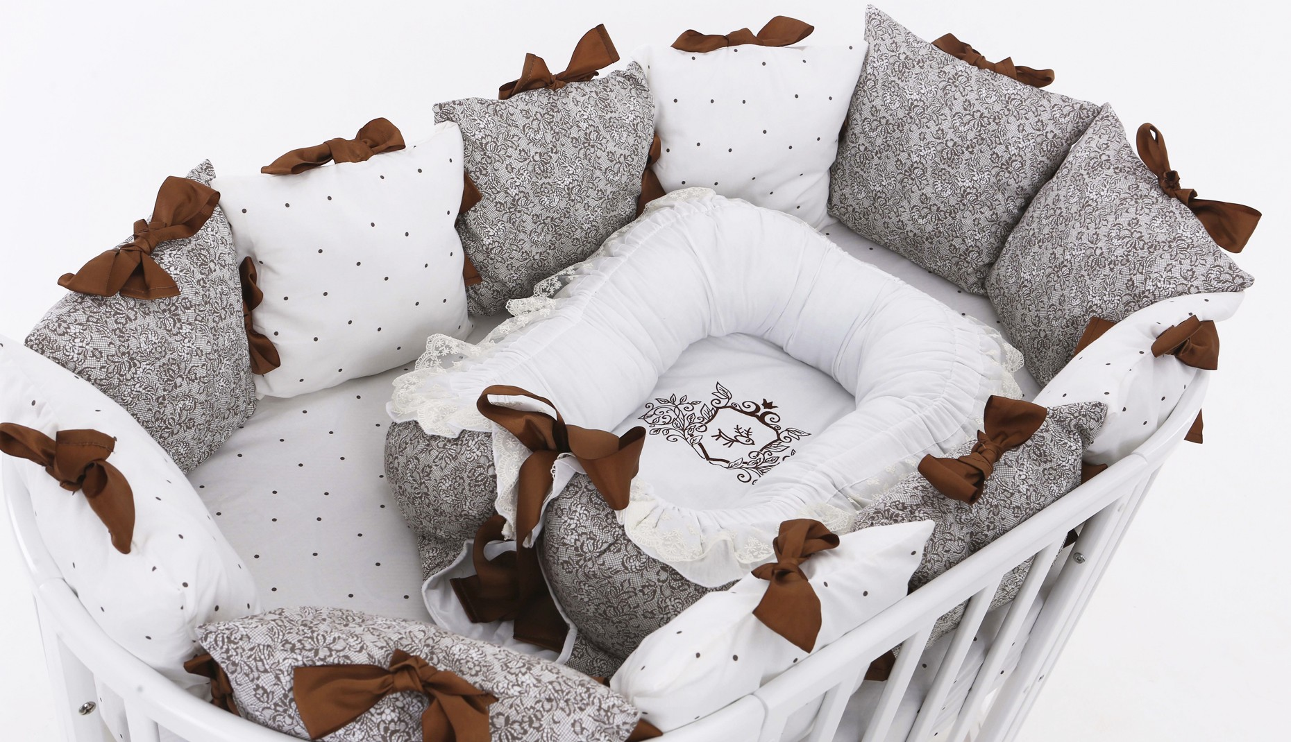 Комплект в кроватку Reindeer