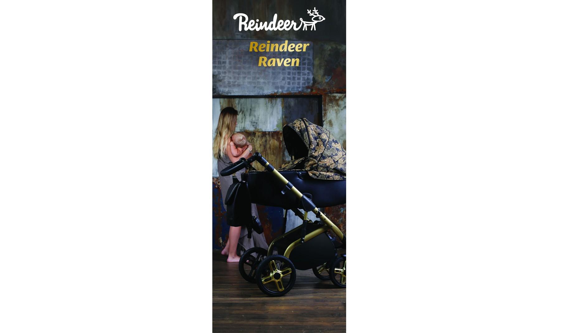 Баннер Reindeer Raven 200x80
