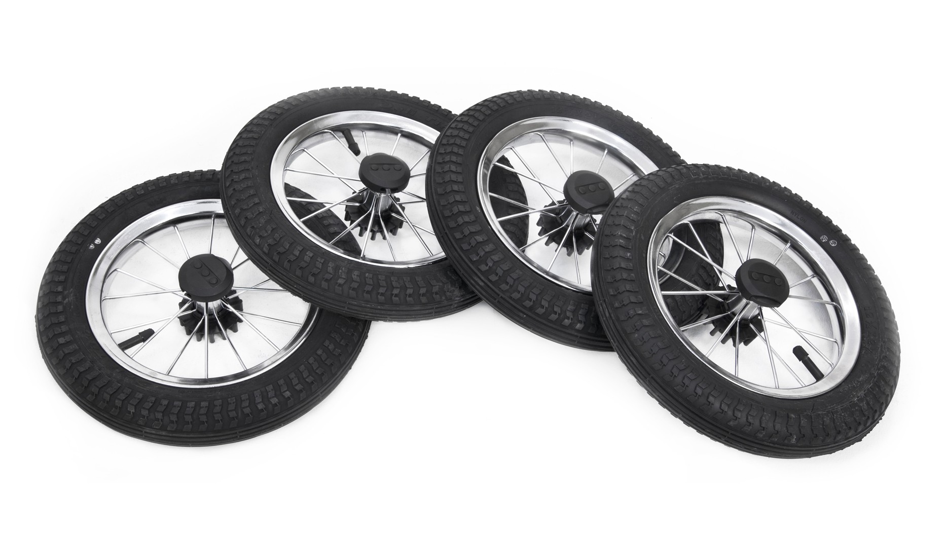 Надувное колесо Ø 30 см (черное) 1шт