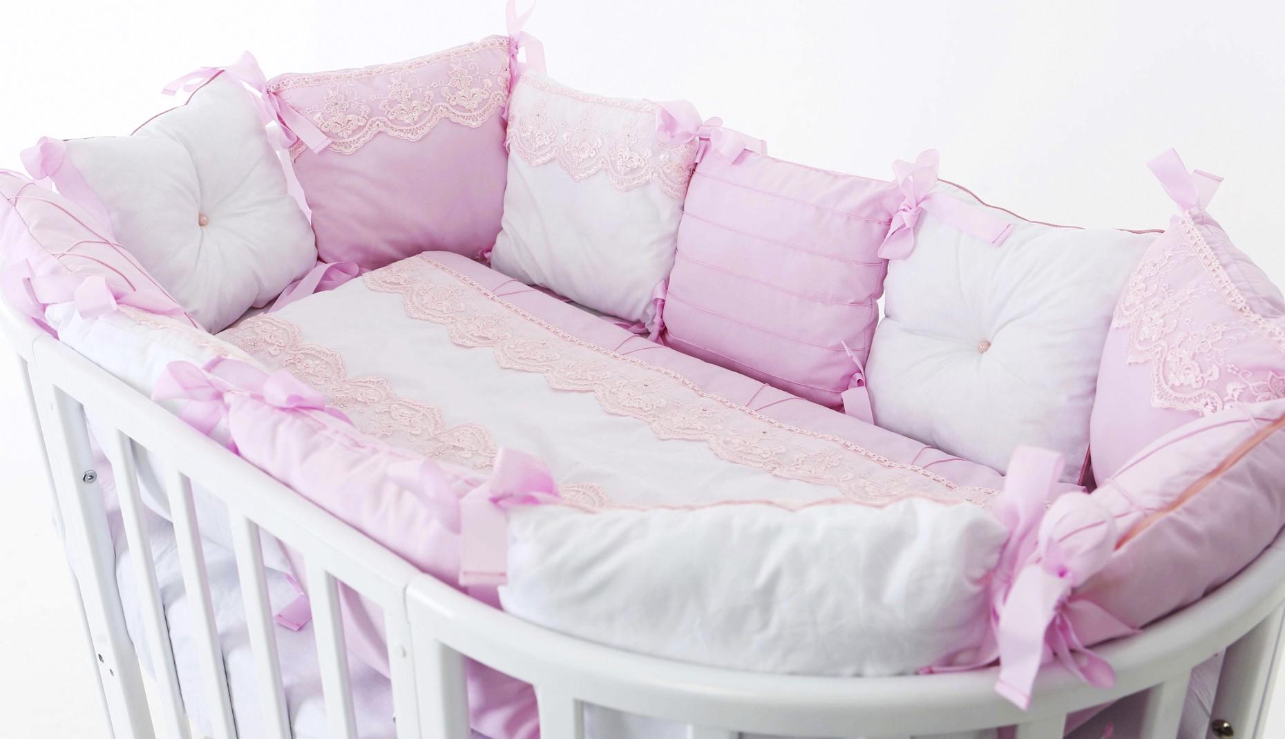 """Комплект в кроватку Reindeer """"Morning rose"""""""